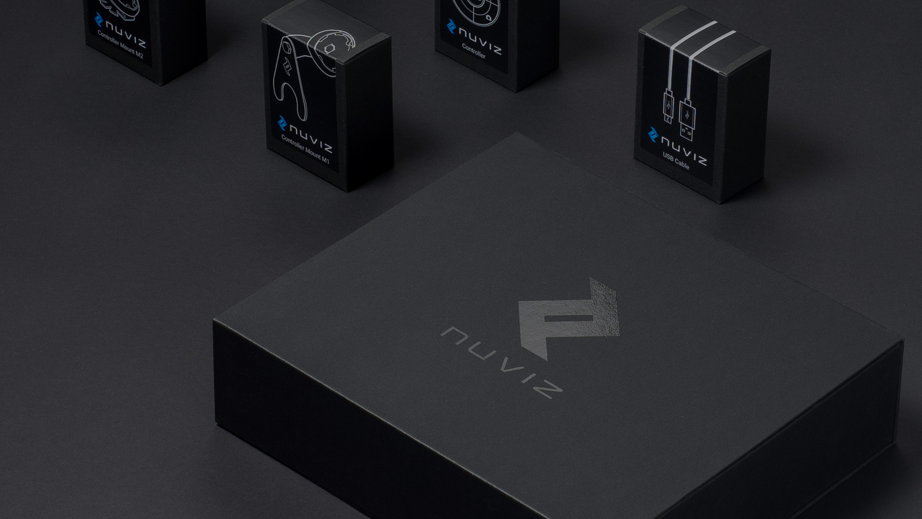 Nuviz packaging design